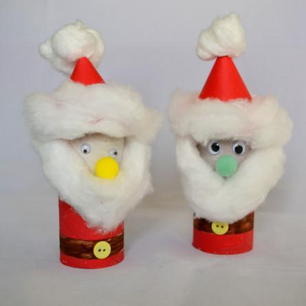 Bricolage père Noël