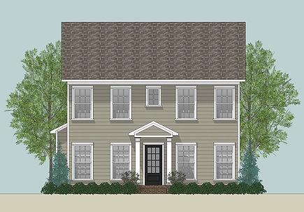 The Lauren 2, a Stoneridge Homes elevation