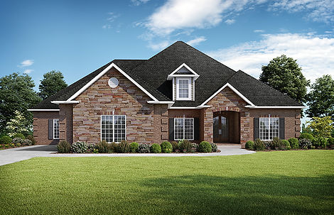 Th Hope B, a Stoneridge Homes elevation