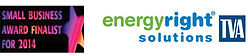 Small Business Award Finalist for 2014 Energyright Solutions TVA