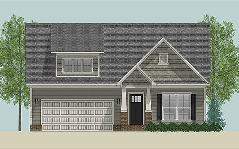 The Anna 2, a Stoneridge Homes elevation