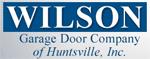 Wilson Garage Door Company is a Stoneridge Homes partner