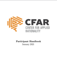Centre for Applied Rationality Handbook