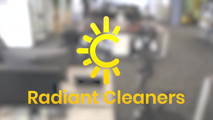 Founder Matt Parfitt talks about how Radiant Cleaners works and our mission to transform lives in Nottingham