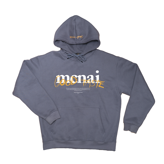 mcnai Logo Hooded Sweatshirt