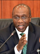 CRYPTO BAN: CBN was warned by the FBI.