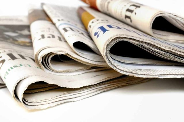 10 Headlines from Nigerian Newspapers