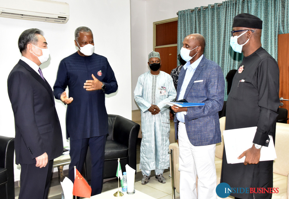 Nigeria is expecting COVID19 vaccines from china