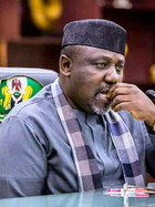 Former Imo State Governor, arrested.