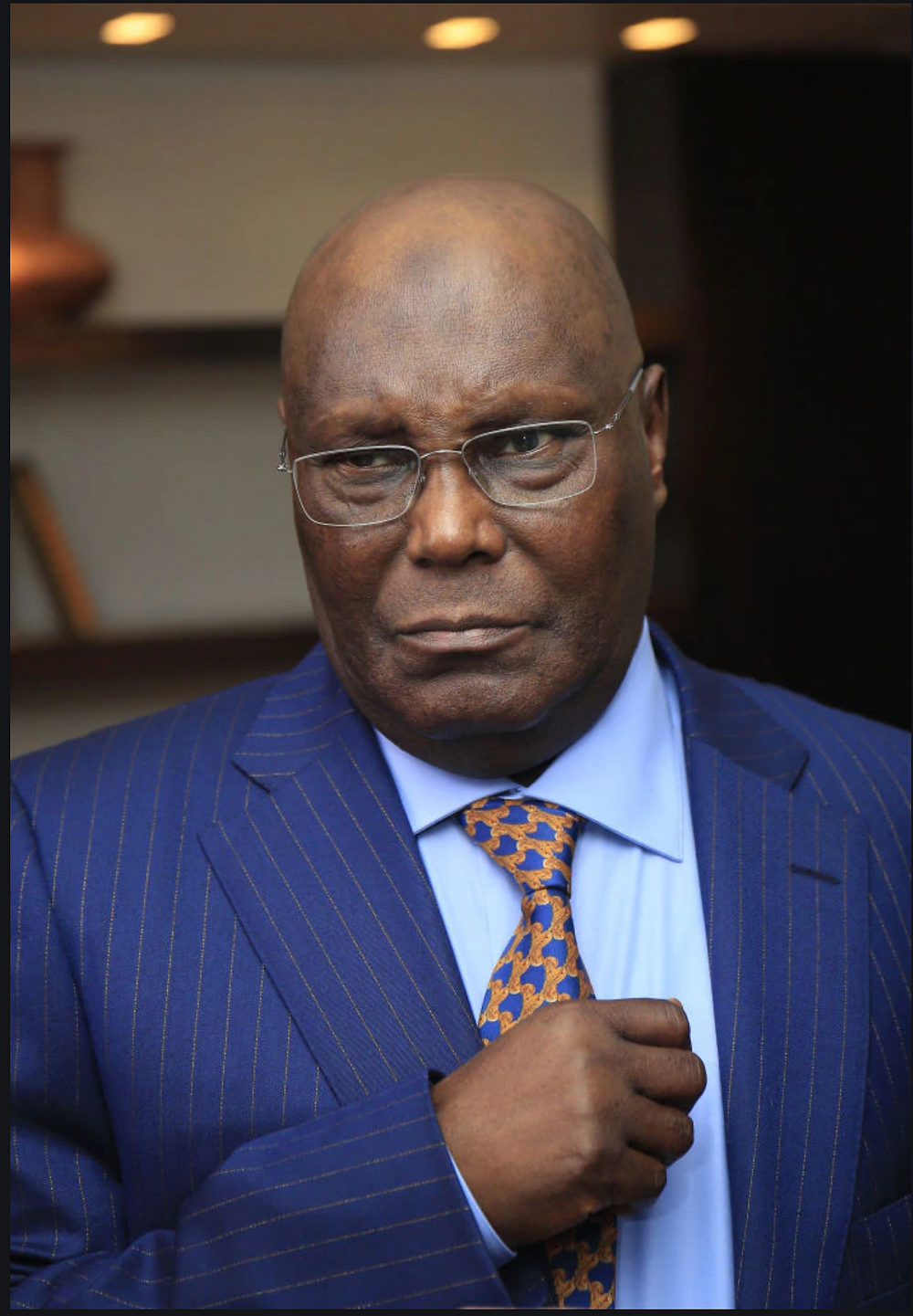 COVID19: Atiku advices the Nigerian govt to ban flights coming in from the UK.