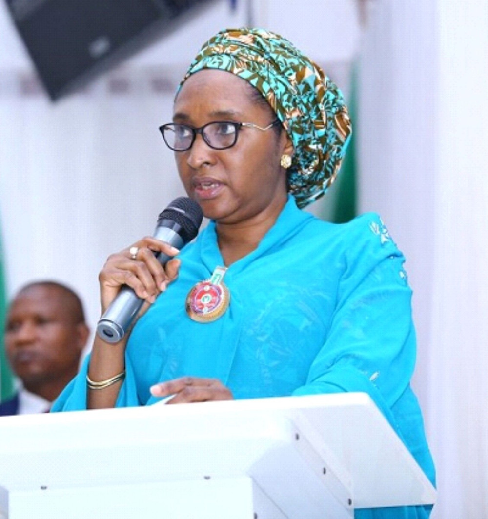 Zainab Ahmed, Minister of Finance