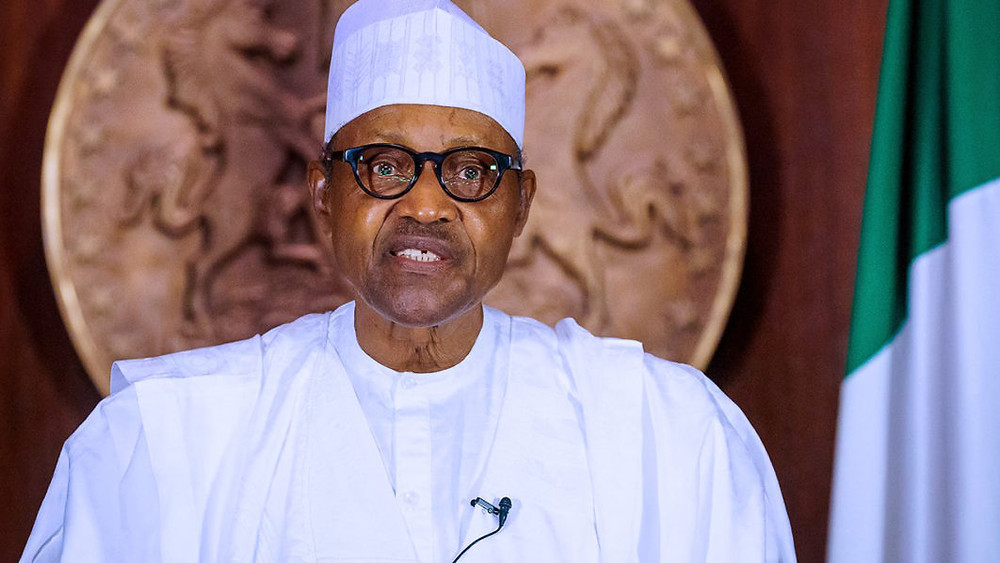 President Buhari sends Congratulations to Anthony Joshua On his Victory.