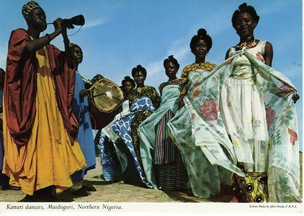 Kanuri Dancers