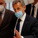 Former French President Nicolas Sarkozy found guilty.