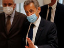 Former French President Nicolas Sarkozy found guilty.