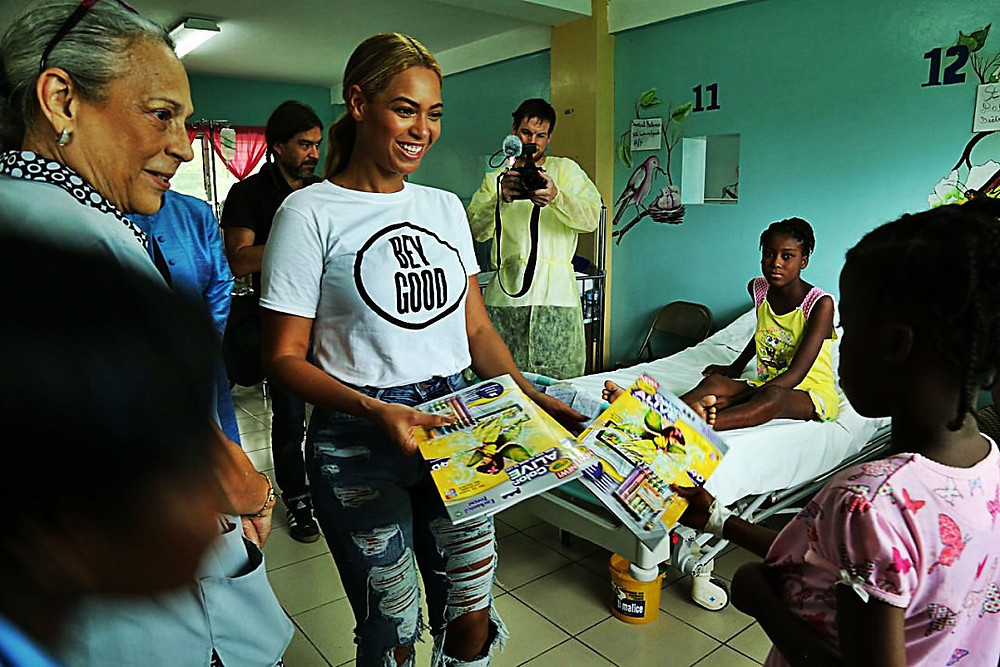 Beyoncé donates $500,000 to people facing eviction due to COVID19