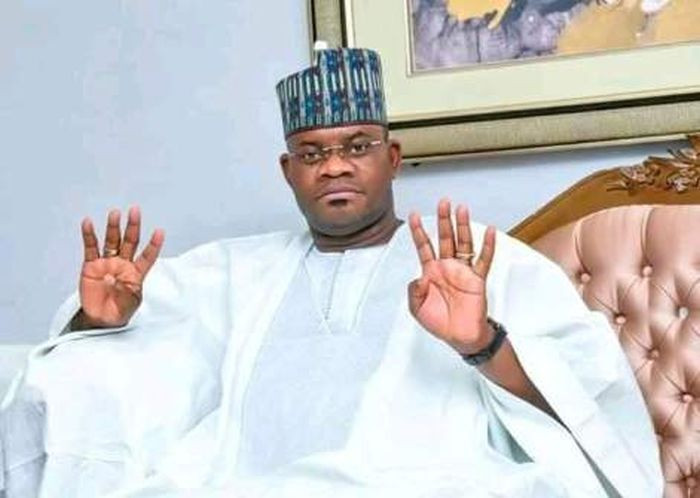 Governor of Kogi State, Yahaya Bello