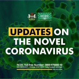 NCDC reports 917 new infections.