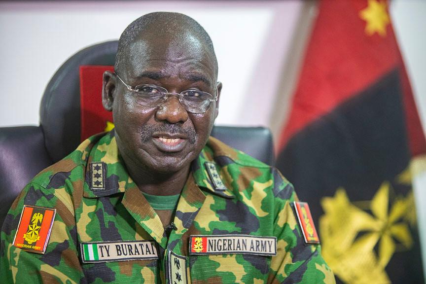 Lieutenant-General Tukur Buratai