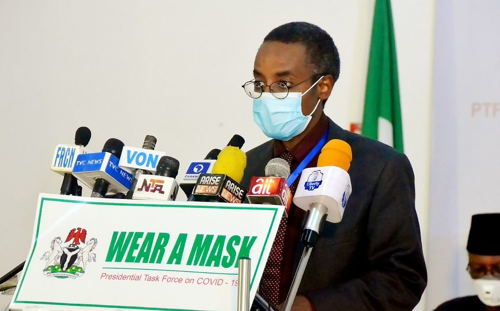 COVID19 Tests coming into Nigeria