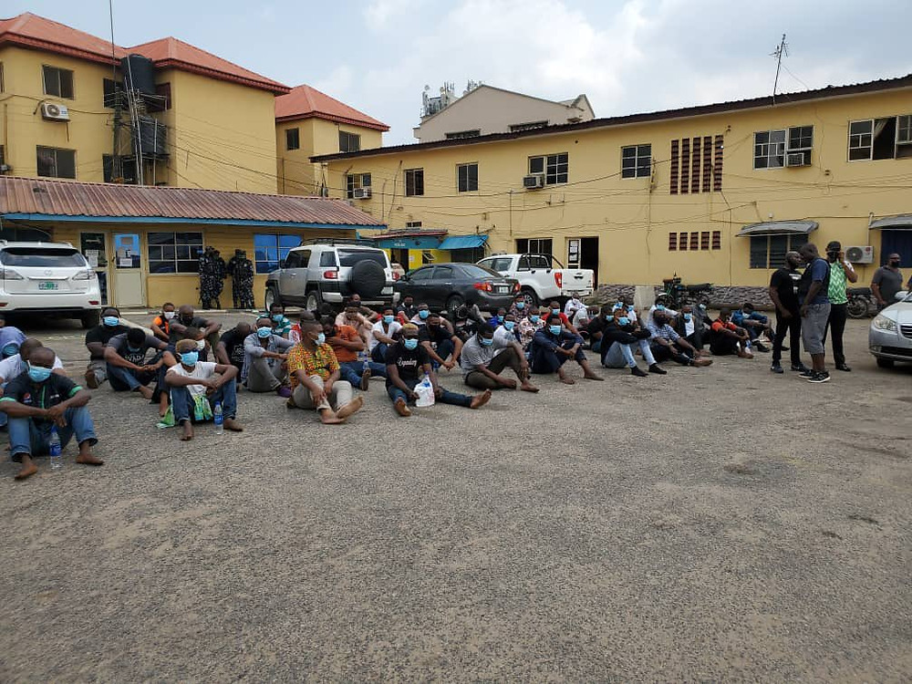 The Lagos state government has announced the arrest of 243 funseekers in Lagos for violating COVID-19 protocols.