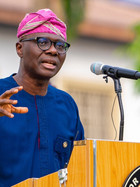 Sanwo-Olu instructs workers to keep working from home.