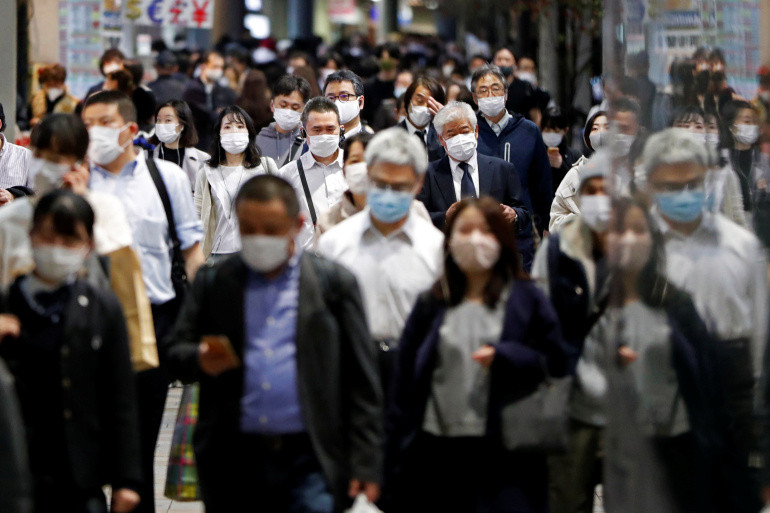 Japan and Corona virus
