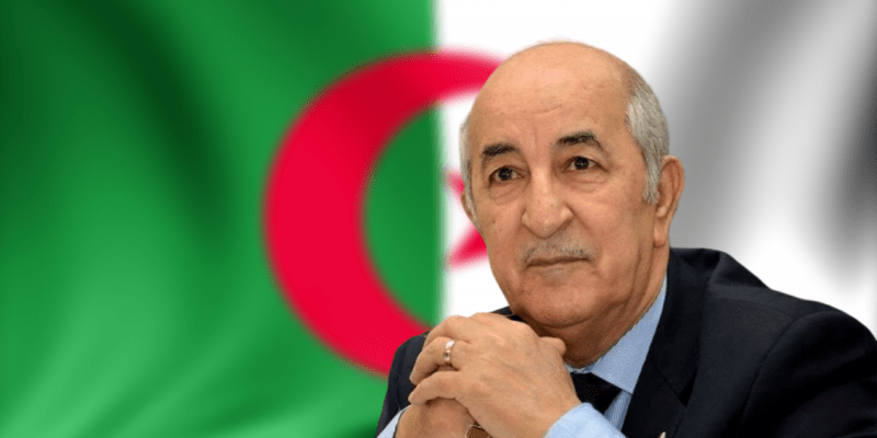 COVID-19: Algeria President Makes First Appearance.