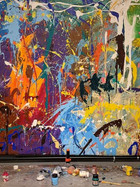 Couple mistakenly damage $440,000 painting in South Korea.