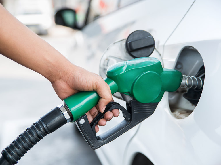 Increase in fuel pump price