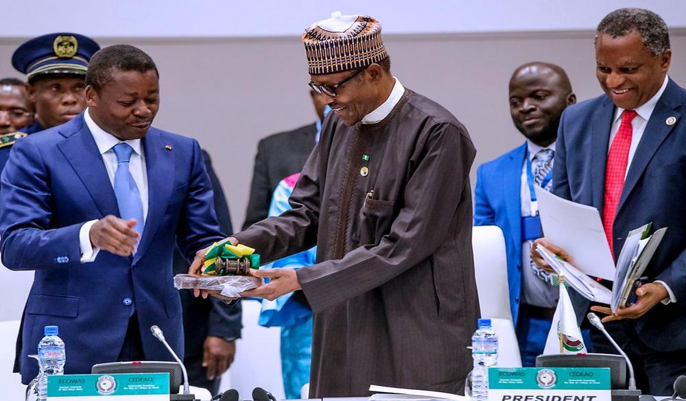Presient of Nigeria