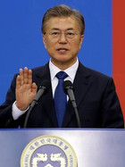 South Korea is ready to have talks with Japan - President Moon