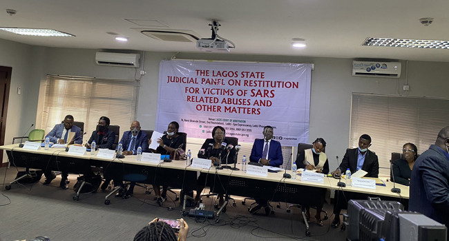 The Lagos State Judicial Panel