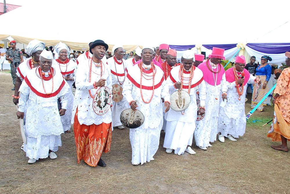 Urhobo People of Nigeria