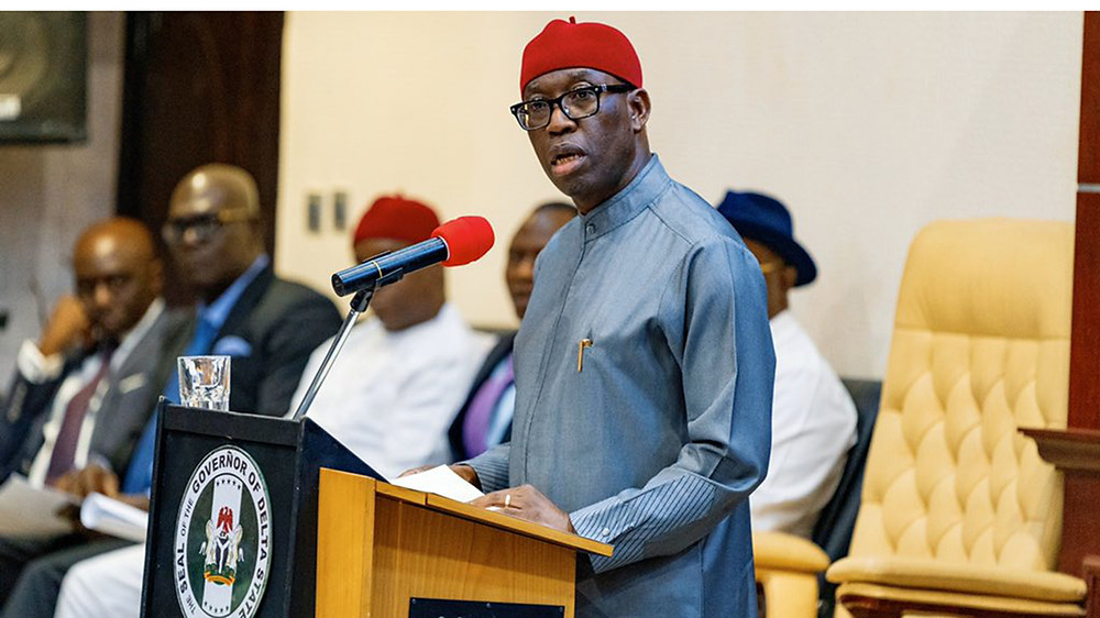 Delta State Governor, Dr. ifeanyi Okowa
