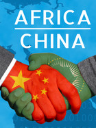 China's interest is to help Africa contain the COVID19 Pandemic.