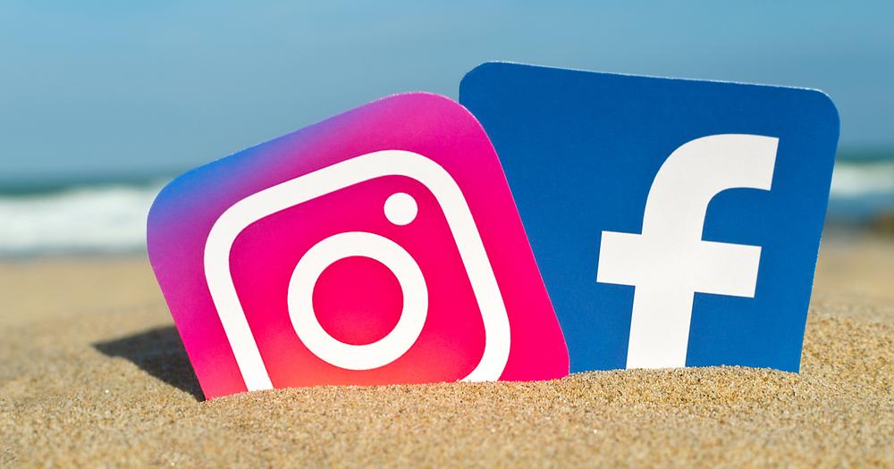 Facebook and Instagram block Donald trump accounts