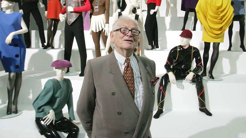 Fashion Icon Pierre Cardin
