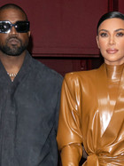 Married for nearly 7 years; Kim West files for divorce from Kanye West.