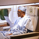 Twitter: Nigerians react to Buhari's Trip to London