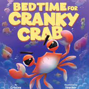 Cranky Crab Story Time and Craft