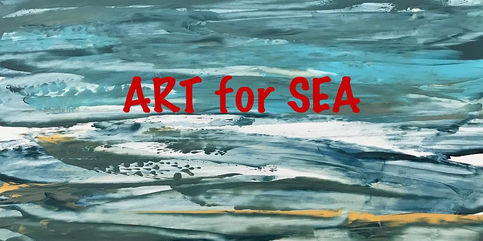 Art for Sea Reception