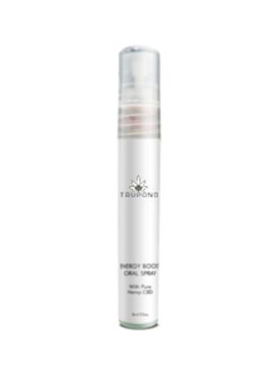 WS CBD Energy Boost Oral Spray