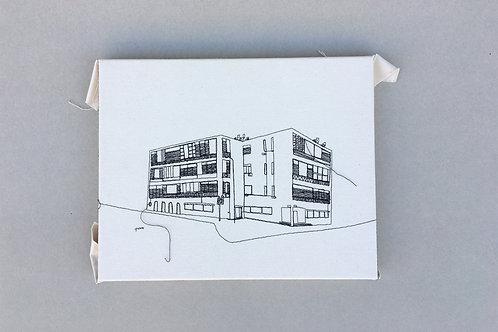 sewn sketch 42/30cm - 15 marzuk ve azar st.