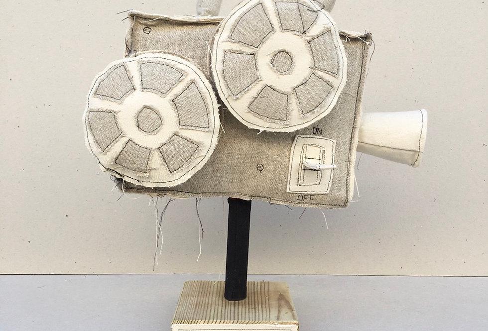 8mm projector - plush