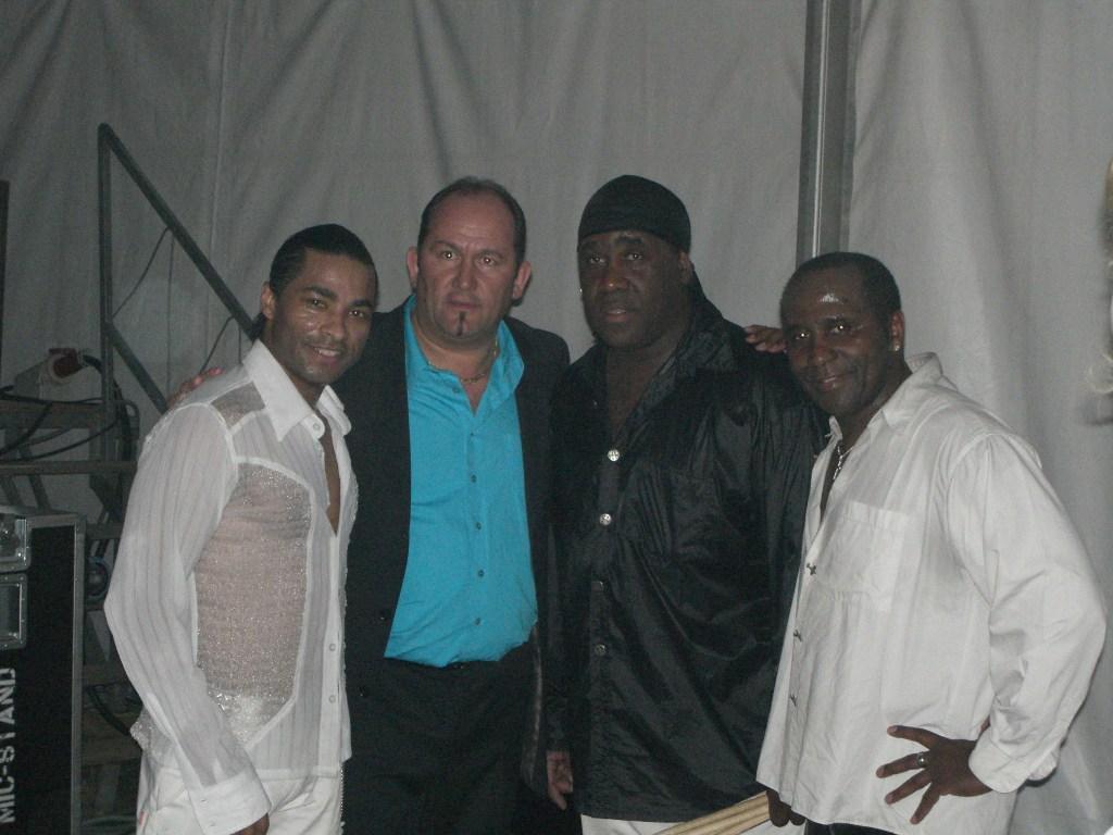 BENNY en GIBSON BROTHERS HAALTERT 2007 2