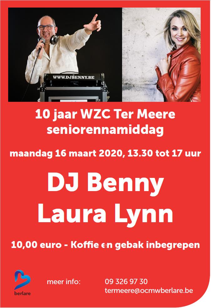 DJ BENNY LAURA LYNN