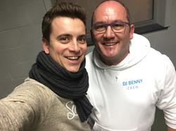 DJ BENNY & NIELS DESTADSBADER