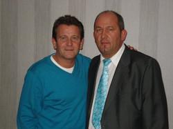 DJ BENNY en LUC STEENO