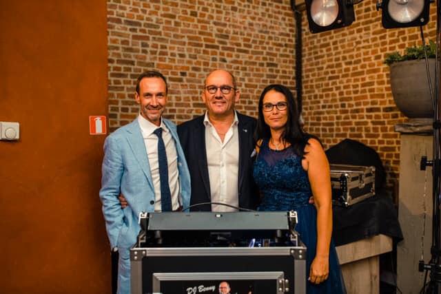 DJ BENNY BIANCA & GLENN  2020